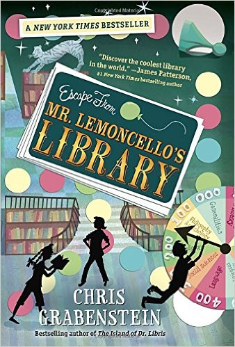mr lemoncellos library